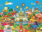 Funny Business: Fairytale World - 750pc Jigsaw Puzzle by Ceaco