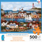 Jane Wooster Scott - 500pc Oversized Jigsaw Puzzle by Ceaco