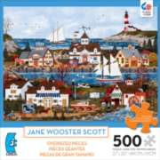 Ceaco Jane Wooster Scott Oversized Jigsaw Puzzle