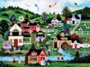 Ceaco Jane Wooster Scott A Picture Perfect Day Oversized Jigsaw Puzzle