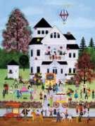 Ceaco Jane Wooster Scott Birthday Mayhem Jigsaw Puzzle