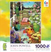 Ceaco John Powell Afternoon Hideaway Jigsaw Puzzle