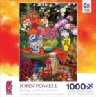 John Powell: Flower Shop - 1000pc Jigsaw Puzzle by Ceaco