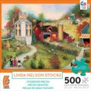 Ceaco Linda Nelson Stocks Oversized Jigsaw Puzzle