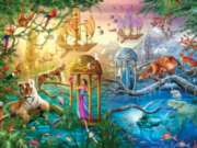 Ceaco Magical World Jigsaw Puzzle | Shangri-La