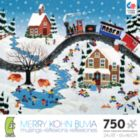 Merry Kohn: Now You Tell Me - 750pc Jigsaw Puzzle by Ceaco