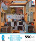 New Perspectives: Kitchen - 550pc Jigsaw Puzzle by Ceaco