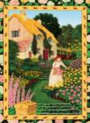 Ceaco Peter Church Bee Hive Jigsaw Puzzle