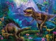 Ceaco Prehistoria Dino Jungles Oversized Jigsaw Puzzle