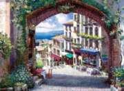 Ceaco Sam Park Cote d'Azure Jigsaw Puzzle