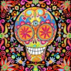 Sugar Skulls: Momento Mori III - 750pc Jigsaw Puzzle by Ceaco