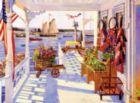 Sunday Afternoon: Island Inn - 1000pc Jigsaw Puzzle by Ceaco