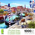 The Great Escape: Venetian Canal in Italy - 1000pc Jigsaw Puzzle by Ceaco