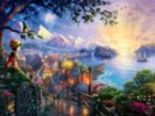 Thomas Kinkade Disney Dreams: Pinocchio Wishes Upon a Star - 750pc Jigsaw Puzzle by Ceaco