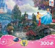 Ceaco Thomas Kinkade Cinderella Oversized Jigsaw Puzzle