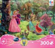 Ceaco Thomas Kinkade Sleeping Beauty Oversized Jigsaw Puzzle