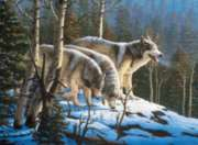 Ceaco Wolves Jigsaw Puzzle | Wildlife