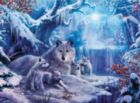 Wolves: Winter Wolves - 1000pc Jigsaw Puzzle by Ceaco