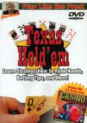 Poker DVD: John Patrick's Texas Holdem DVD