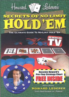 Poker DVD: Howard Lederer's Secrets of No-Limit Hold'Em