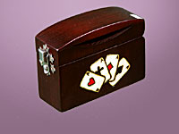 Aces - Single Deck Card Box