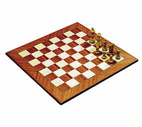 16&quot; Wood - Chessboard