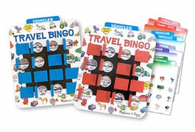 Bingo - Flip to Win Travel Game