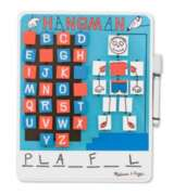 Hangman - Flip to Win Travel Game