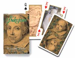 Shakespeare - Playing Cards