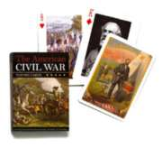 Civil War - Playing Cards