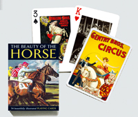 Beauty of the Horse - Playing Cards