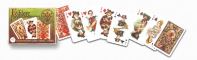 Folklore - Double Deck Playing Cards