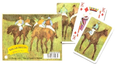 Before the Race - Double Deck Playing Cards