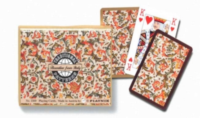Florentine - Double Deck Playing Cards
