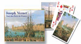 Vernet: Marseillies - Double Deck Playing Cards