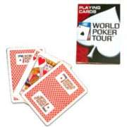 World Poker Tour: Diamond Back - Playing Cards