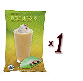 Big Train Blended Ice Coffee Naturals - 3.5 lb. Bulk Bag