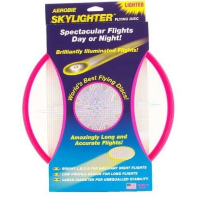 Aerobie SkyLighter - Lighted Flying Disc