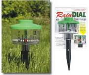 Rain Dial - Rain Gauge