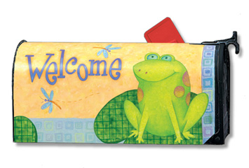 Toadally - Mailbox Cover By Magnet Works