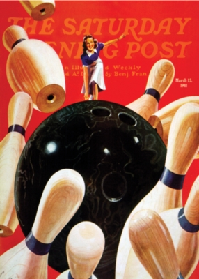 Bowling Cover - Standard Flag by Toland