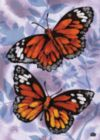 Flutter by Butterfly - Garden Flag by Toland