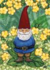 Garden Gnome - Standard Flag by Toland