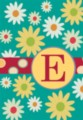 Monogram Whimsey E - Standard Flag by Toland