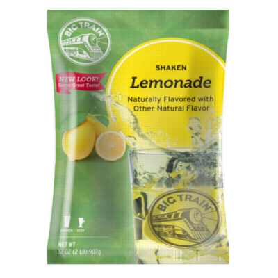 Big Train Shaken Lemonade - 2 lb. Bulk Bag