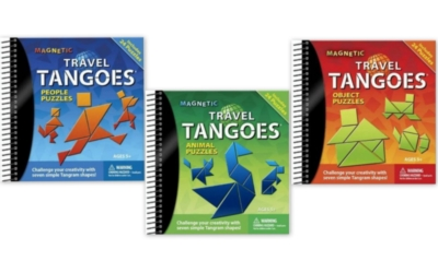 Magnetic Puzzles - Travel Tangoes