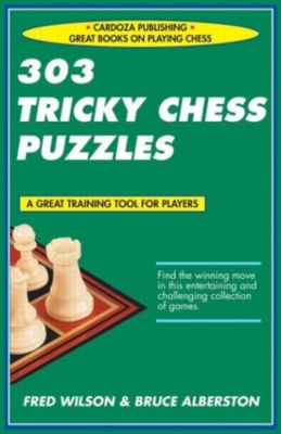 Paperback - 303 Tricky Chess Puzzles