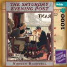 Norman Rockwell: Saying Grace - 1000pc Jigsaw Puzzle by Buffalo Games