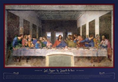 The Last Supper - 2000pc Jigsaw Puzzle by Buffalo Games