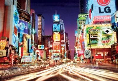 Times Square - 2000pc Jigsaw Puzzle by Buffalo Games
